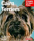 Cairn terriers.