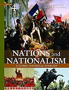 Nations and nationalism : a global historical overview