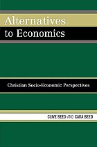Alternatives to economics : Christian socio-economic perspectives
