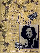 Love always, Patsy : Patsy Cline's letters to a friend