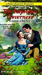 The improper governess