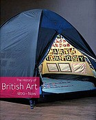 The history of British art