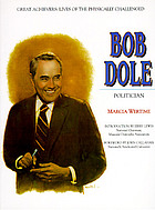 Bob Dole : politician