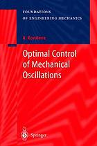 Optimal control of mechanical oscillations