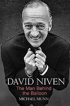 David Niven : the man behind the balloon