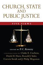 Church, state, and public justice : five views