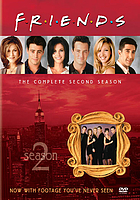 Friends : the complete second season