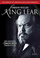 King Lear : the historic Omnibus production