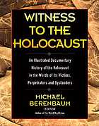 Witness to the Holocaust