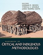 Handbook of Critical and Indigenous Methodologies cover image