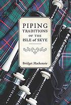 Piping traditions of the Isle of Skye