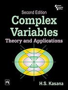 Complex variables : theory and application