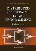 Distributed constraint logic programming