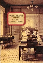 Miniatures : a novel