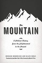 The mountain: a political history from the Enlightenment to the present
