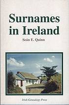 Surnames in Ireland