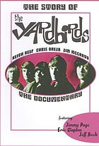 Yardbirds : the most blues wailing band
