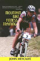 Mountain bike fitness training