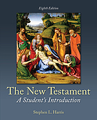 The New Testament : a student's introduction