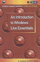 An introduction to Windows Live essentials