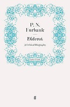 Diderot : a critical biography