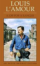A job for a ranger