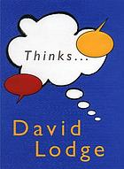 Thinks-- : a novel
