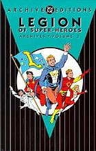 Legion of Super-Heroes archives. Vol. 3.