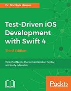 Test-Driven iOS Development with Swift 4 - Third Edition.