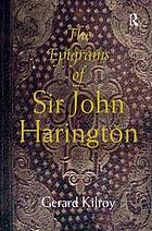 The epigrams of Sir John Harington