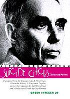 Suicide circus : selected poems