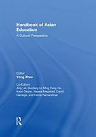 Handbook of Asian education : a cultural perspective