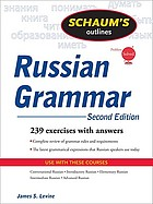 Schaum's outlines : Russian grammar