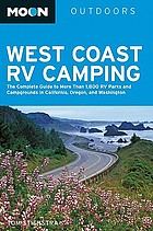 West Coast RV camping
