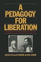 A pedagogy for liberation.