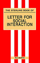The complete guide to letters for social interaction