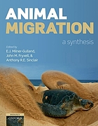 Animal migration : a synthesis