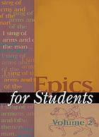 Epics for students. Volume 2