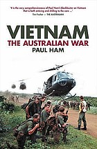 Vietnam : the Australian war