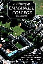 A history of Emmanuel College, Cambridge