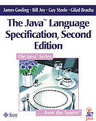 The Java language specification