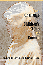 The Challenge of Children's Rights for Canada cover image