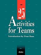 25 activities for teams