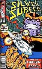 The Silver Surfer : rebirth of Thanos