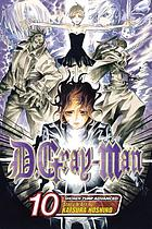 D. Gray-man. Vol. 10, [Noah's memory]