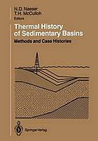 Thermal history of sedimentary basins : methods and case histories