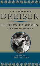 New letters 2. Letters to women.