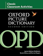 Oxford picture dictionary : classic classroom activities