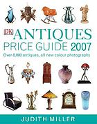 Antiques price guide 2007