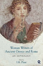 Women writers of Ancient Greece and Rome : an anthology
